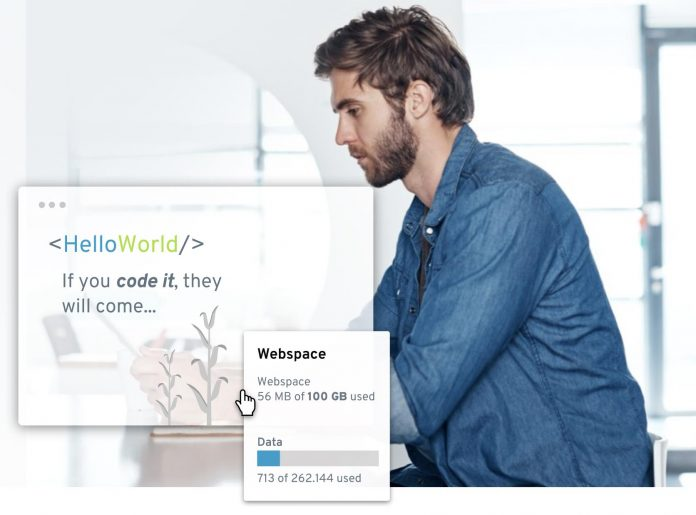 1&1 web hosting review