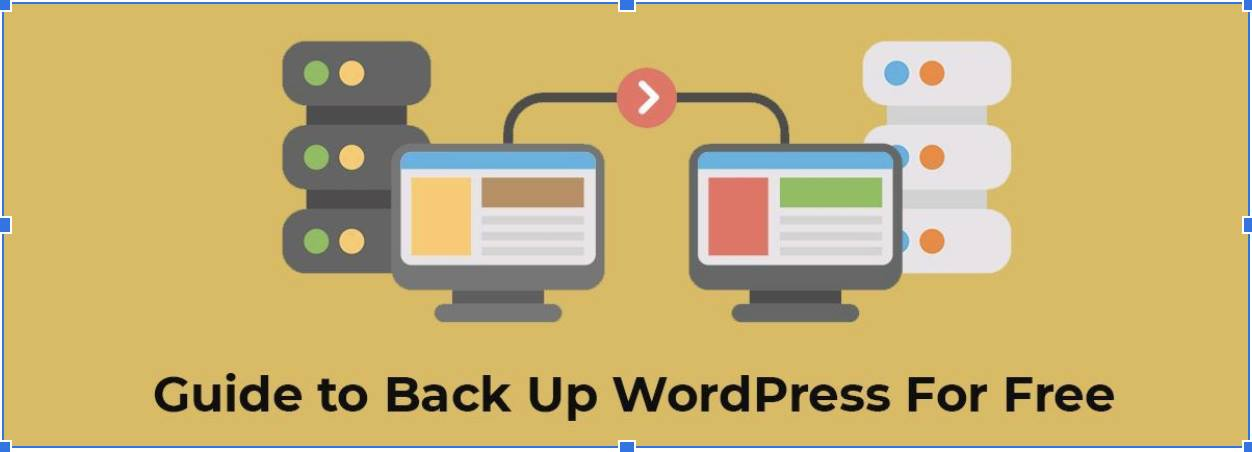 Guide to back up wordpress for free