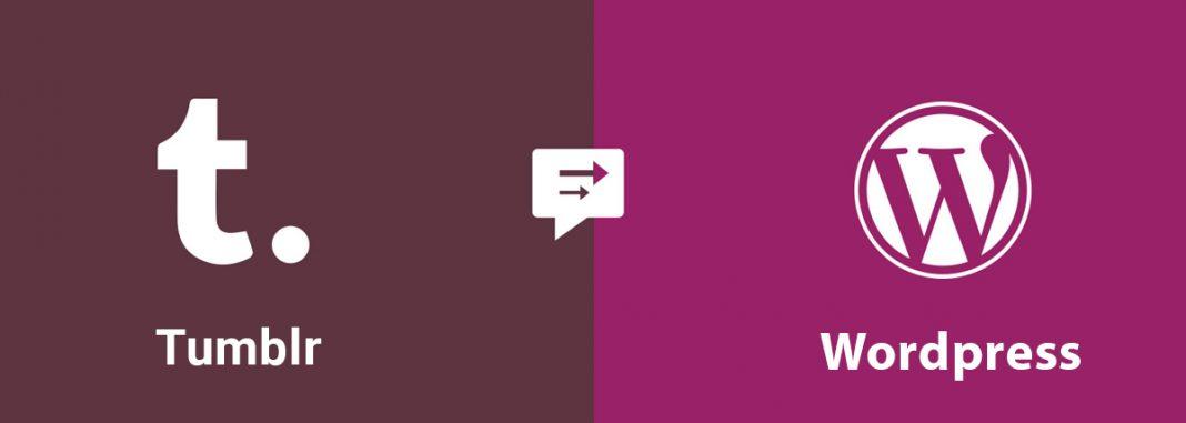 How to Easily Import Tumblr into WordPress